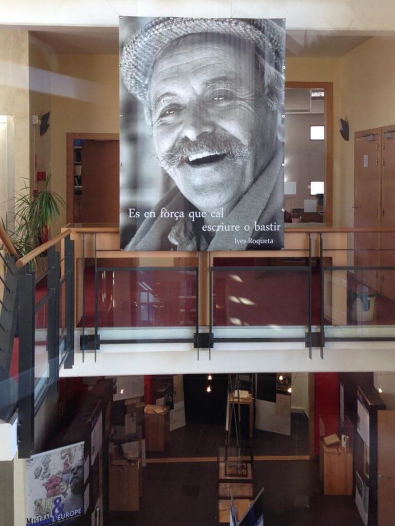 Histoire et missions du Cirdoc Yves Rouquette