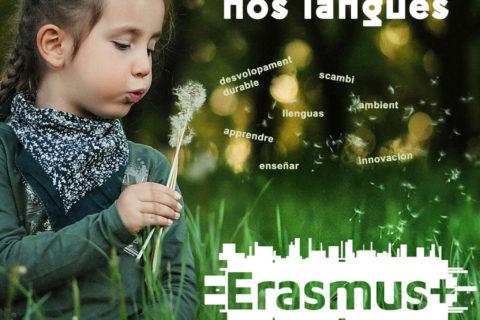 2016-2018 : Projet ERASMUS + «Parcours TICE : L'Education au développement durable dans nos langues»