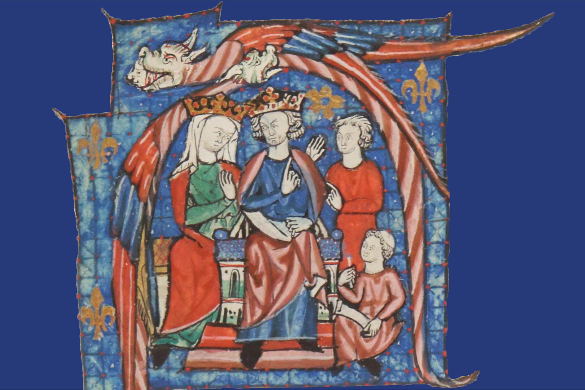 Image d'accueil pour l'exposition Aliénor d'Aquitaine