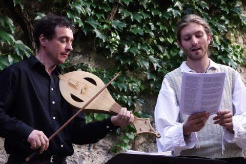 La Canso de Sancta Fides – Projècte de recreacion artistica a l'entorn d'un tèxte occitan emblematic
