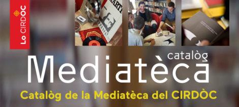 Catalòg de la Mediatèca del CIRDÒC