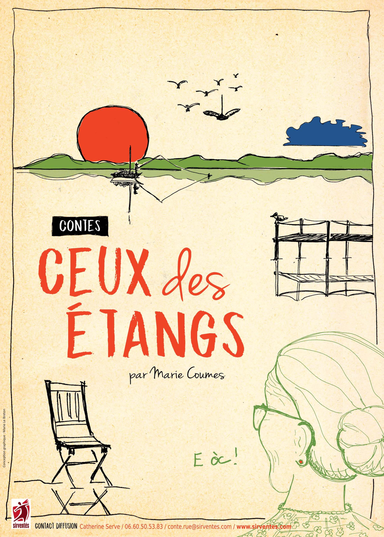 """""""Ceux des étangs"""" : soirée contes avec Marie Coumes"""